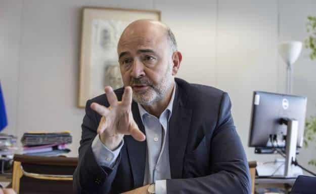 """El comisario europeo de Asuntos Económicos: """"Llega la hora de subir los salarios"""""""