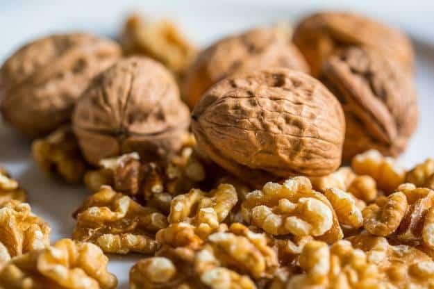 57 gramos de nueces diarias contra el cáncer de mama
