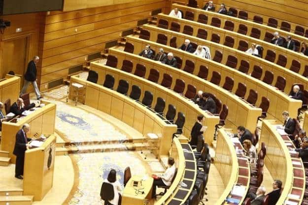 Sólo 9 de los 164 senadores renuncian a cobrar la indemnización de 8.822 euros por el parón electoral