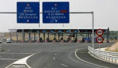La 'factura' de las autopistas rescatadas en las arcas públicas no podrá superar los 3.300 millones