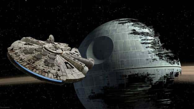 Star Wars day y el coste de la estrella de la muerte 1