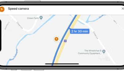 Google Maps ya muestra los radares de velocidad de las carreteras españolas