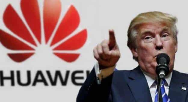 Varias empresas tecnológicas se unen al veto a Huawei