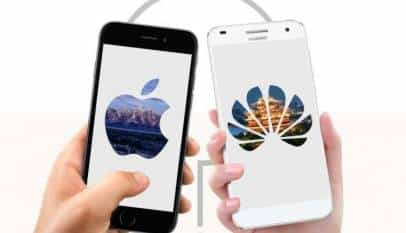 Los Chinos renuncian en masa a sus iPhones y se pasan a Huawei