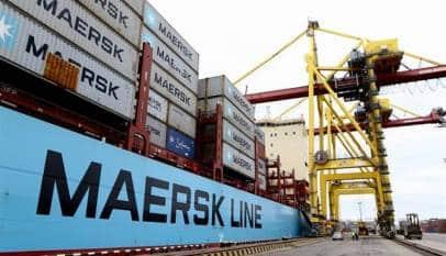 Maersk alerta del impacto de la guerra comercial tras perder 589 millones hasta marzo