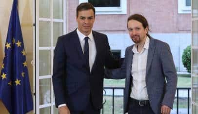 Pablo Iglesias se postula como Ministro