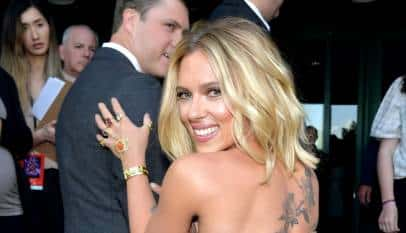 Scarlett Johansson se nos casa por tercera vez
