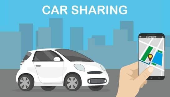 El coche compartido supone el mayor desafío para la industria automovilística