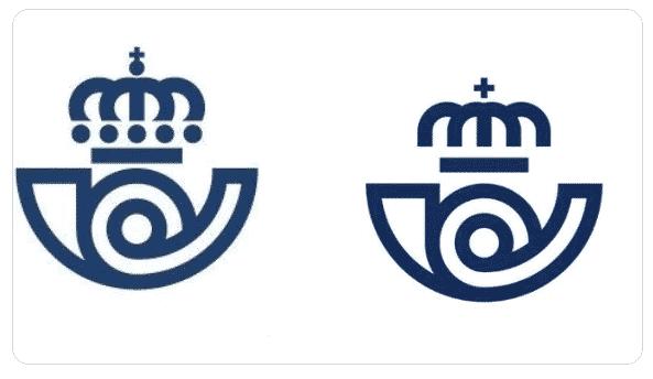 Polémica por el cambio de logo de Correos que ha costado 250.000€