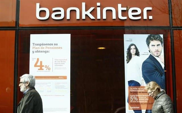 Bankinter logra un beneficio de 1.140 millones hasta junio 1