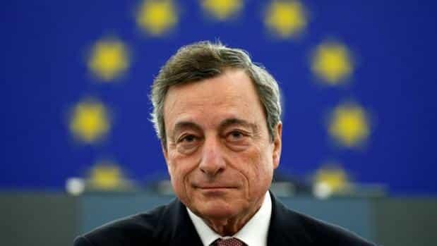 El Euribor pega un subidón al ver que Mario Draghi vuelve 1