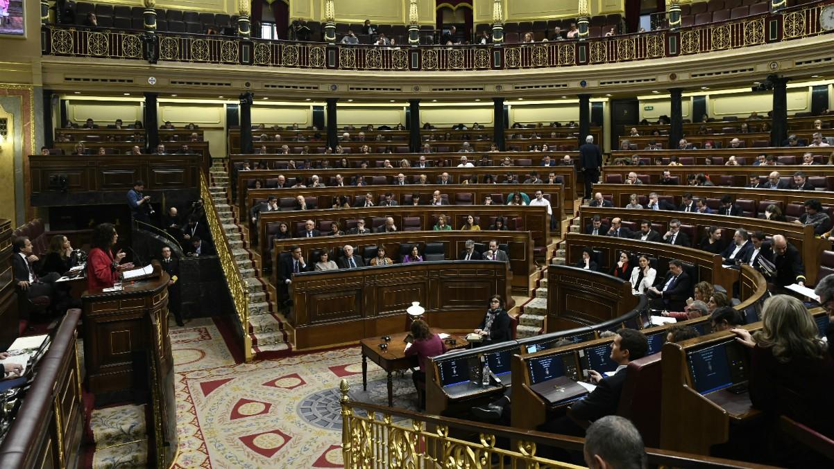 El Congreso se ahorra 400.000 euros en viajes nacionales por el coronavirus 1