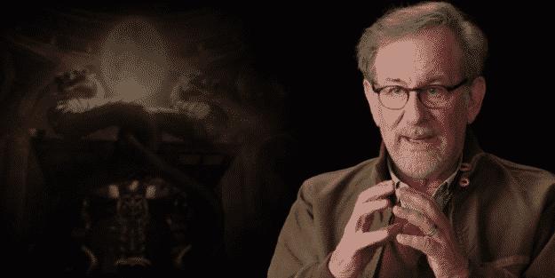 Spielberg prepara una serie de terror que solo podrá verse en el móvil y de noche