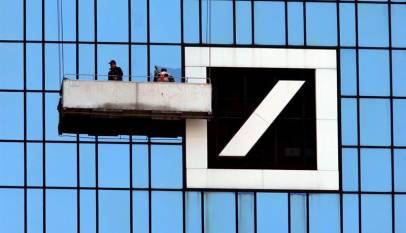 Sangría en Deutsche Bank que va a despedir a casi 20.000 personas