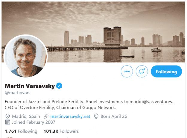 Las preguntas que se hace Martin Varsavsky al volver de San Francisco