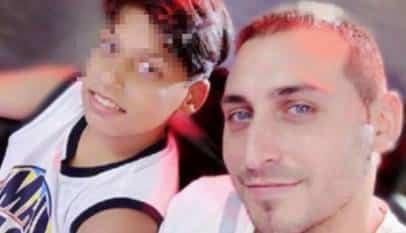 Un niño de 13 años muerto y otro con daños irreversibles en Italia tras un accidente mientras su padre hacía un directo de Facebook