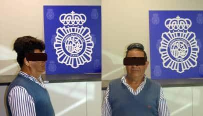Pillan en el Aeropuerto de Barcelona un hombre que ocultaba cocaína en su peluquín