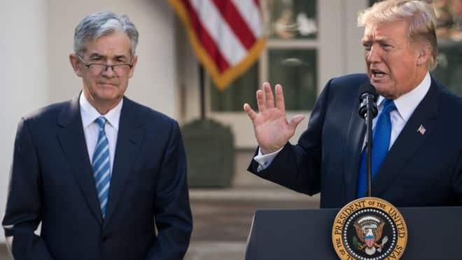 La Fed baja por sorpresa los tipos de interés a cero y comprará 700.000 millones de dólares en activos 1