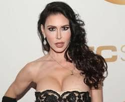 Hallan muerta a la estrella porno Jessica Jaymes en su casa de California