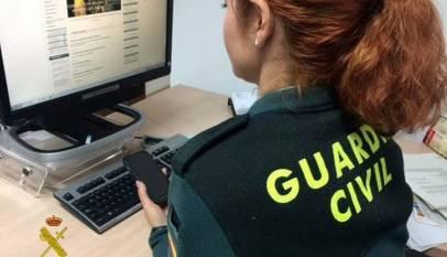 La Guardia Civil alerta de una estafa bancaria a través de SMS