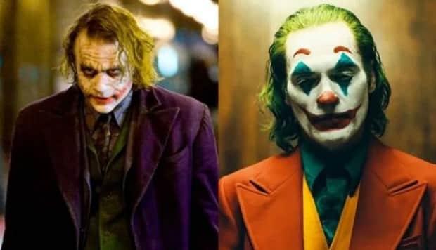 ¿En qué se diferencia el Joker de Joaquin Phoenix del de Heath Ledger?