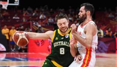 España gana a Australia en dos agónicas prórogas  y luchará por el oro en el Mundial de baloncesto