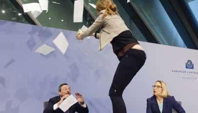 El Euribor se dispara tras la reunión de ayer del BCE