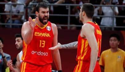 España campeona del mundo de baloncesto