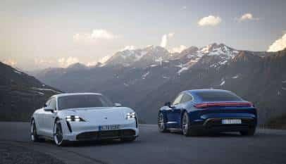 Porsche presenta su primer deportivo eléctrico, el Taycan
