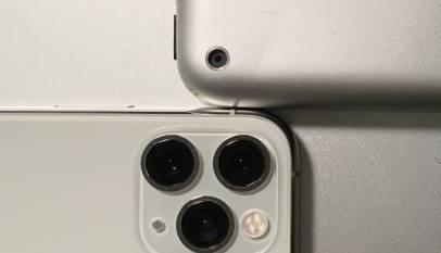 La evolución del iPhone en una foto