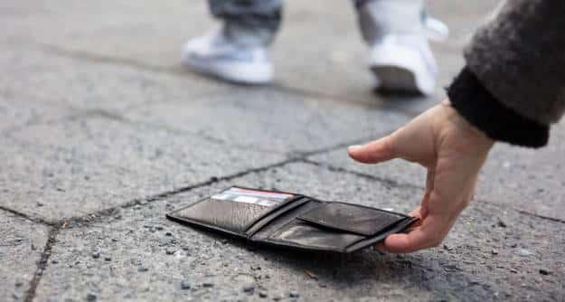 ¿Qué tienes que hacer si pierdes tu cartera? 1