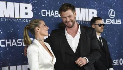 """La confesión de Elsa Pataky sobre ella y Chris Hemsworth en """"El Hormiguero"""""""