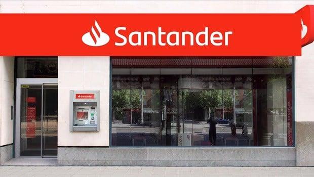 Banco Santander cierra hoy 211 oficinas