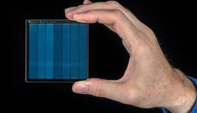 Microsoft logra almacenar la película 'Superman' en un cristal de cuarzo