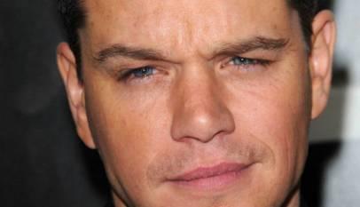 """Matt Damon reconoce que es """"el actor más tonto de todos los tiempos"""" por haber rechazado este papel"""