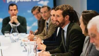 "El PP exige que Sánchez asuma responsabilidades por los ERE o estará ""inhabilitado"" para seguir como presidente"