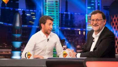 """Y vendrá a divertirse a """"El hormiguero"""".... ¡Rajoy!"""