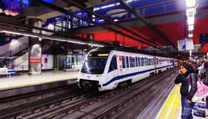 Hallan a un hombre muerto dentro del túnel de la línea 10 de metro en Madrid