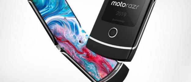 Motorola presenta su teléfono plegable ¡Y mola (y cuesta) mucho!