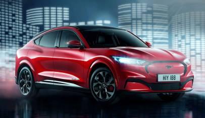 Ford presenta su espectacular SUV eléctrico, el Mustang Mach-E