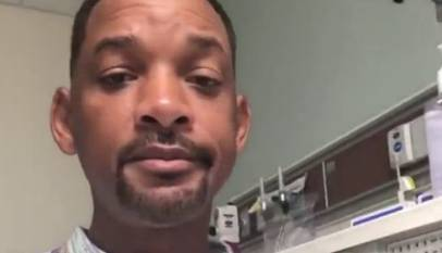 Will Smith se somete a una colonoscopia y anima a sus seguidores a hacerse una