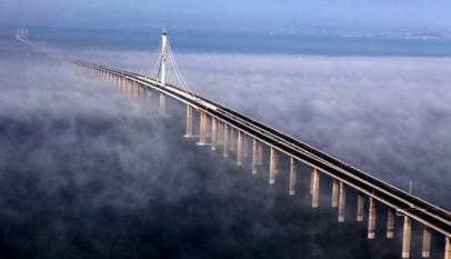 El Euribor comienza la semana bajando y el Gran Puente de Danyang–Kunshan