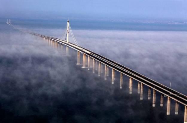 El Euribor comienza la semana bajando y el Gran Puente de Danyang–Kunshan 1