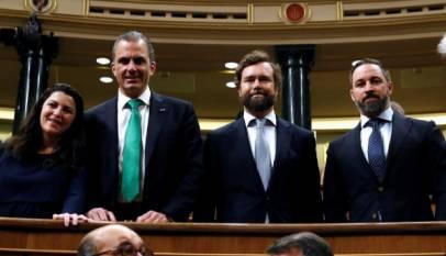 Vox logra una Vicepresidencia en la mesa del Congreso