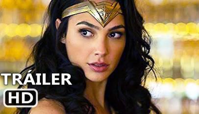 El tráiler de 'Wonder Woman 1984'