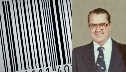 Muere George Laurer, el creador del código de barras