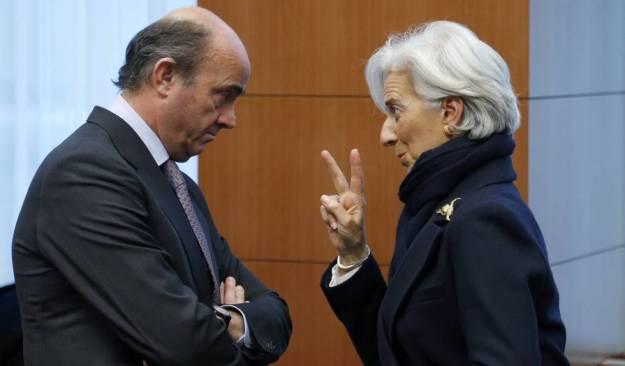 El Euribor de hoy y la tensión sexual no resuelta entre Luis de Guindos y Christine Lagarde