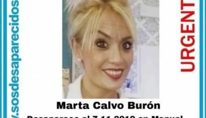 El sospechoso de la desaparición de Marta Calvo confiesa que la mató y arrojó el cuerpo en un contenedor.