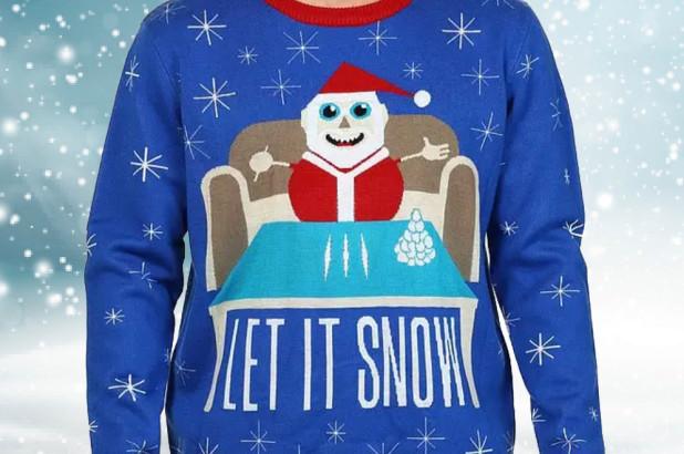 Este polémico jersey navideño es uno de los productos más vendidos de Amazon