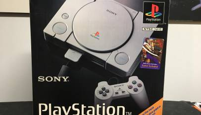 Hoy cumple 25 años la PlayStation